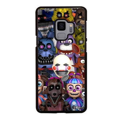 coque custodia cover fundas hoesjes j3 J5 J6 s20 s10 s9 s8 s7 s6 s5 plus edge D24138 FIVE NIGHTS AT FREDDY'S FNAF Samsung Galaxy S9 Case