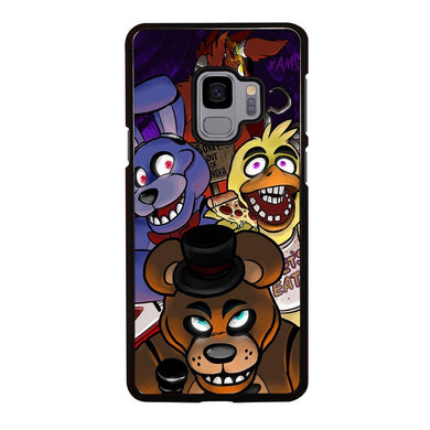 coque custodia cover fundas hoesjes j3 J5 J6 s20 s10 s9 s8 s7 s6 s5 plus edge D24151 FIVE NIGHTS AT FREDDY'S HOT #1 Samsung Galaxy S9 Case
