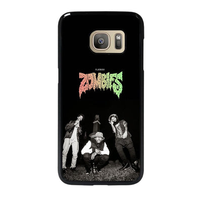 coque custodia cover fundas hoesjes j3 J5 J6 s20 s10 s9 s8 s7 s6 s5 plus edge D24197 FLATBUSH ZOMBIES #1 Samsung Galaxy S7 Case