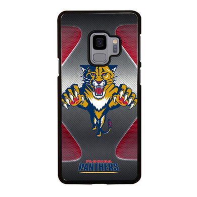 coque custodia cover fundas hoesjes j3 J5 J6 s20 s10 s9 s8 s7 s6 s5 plus edge D24246 FLORIDA PANTHERS NHL HOCKEY #5 Samsung Galaxy S9 Case