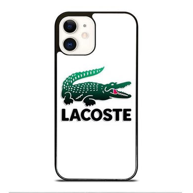 Coque iphone 12 mini pro max LACOSTE SYMBOL