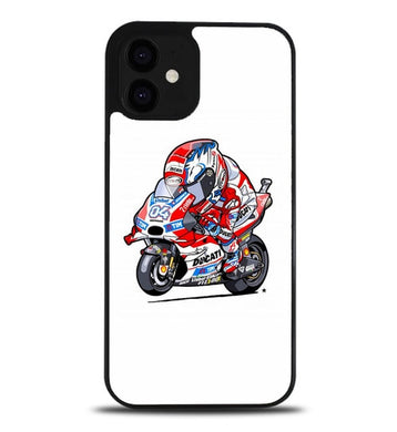 coque iphone 12/12 mini/12 pro/12 pro max Andrea Dovizioso Animated L0600