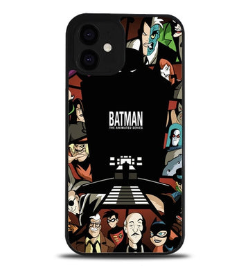 coque iphone 12/12 mini/12 pro/12 pro max Batman The Animated Series Villains L1389