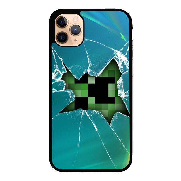 coque iphone 8 minecraft