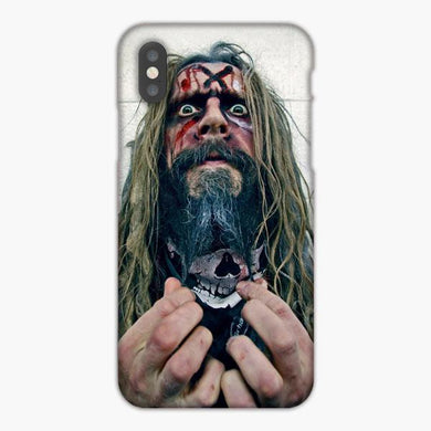 Coque iphone X XS Max XR Rob Zombie Shares The Ultimate Halloween