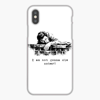 Coque iphone X XS Max XR The Wolf Of Wall Street Silhouette