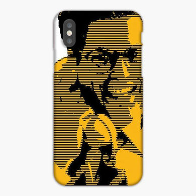 Coque iphone X XS Max XR The Wolf Of Wall Street Stripes