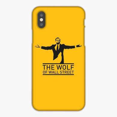 Coque iphone X XS Max XR The Wolf Of Wall Street Wolfy