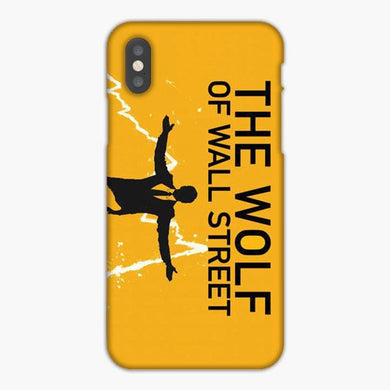 Coque iphone X XS Max XR The Wolf Of Wall Street