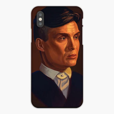 Coque iphone X XS Max XR Thomas Shelby Peaky Blinders