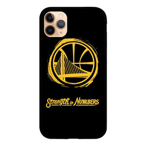 Warriors Strength in numbers Z4829 iPhone 11 Pro coque