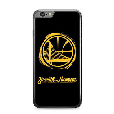 Warriors Strength in numbers Z4829 iPhone 6 Plus, 6S Plus coque