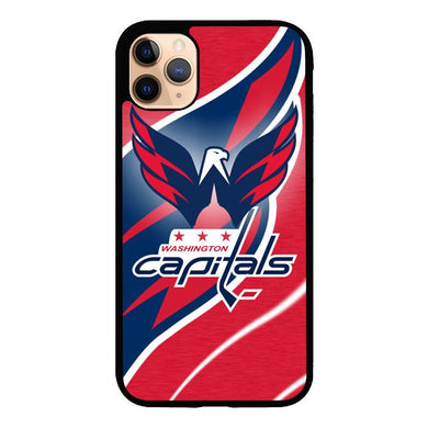 Washington Capitals Z3360 iPhone 11 Pro Max coque