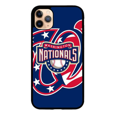 Washington Nationals Z3213 iPhone 11 Pro Max coque