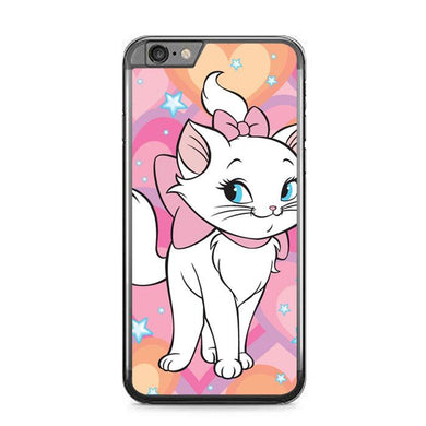 We Love Marie The Cat Z0726 iPhone 6 Plus, 6S Plus coque