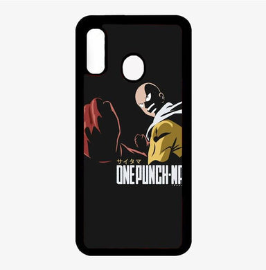 coque custodia cover fundas hoesjes j3 J5 J6 s20 s10 s9 s8 s7 s6 s5 plus edge B31148 One Punch Man FF0023 Samsung Galaxy A20 Case