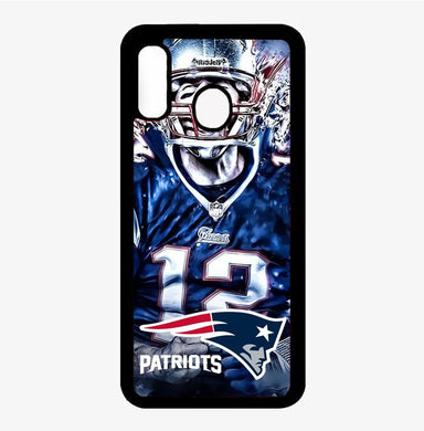 coque custodia cover fundas hoesjes j3 J5 J6 s20 s10 s9 s8 s7 s6 s5 plus edge B31772 Patriots FF0180 Samsung Galaxy A20 Case