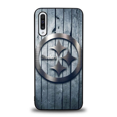 coque custodia cover fundas hoesjes j3 J5 J6 s20 s10 s9 s8 s7 s6 s5 plus edge B32085 Pittsburgh Steelers FF0388 Samsung Galaxy A50 Case