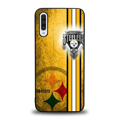 coque custodia cover fundas hoesjes j3 J5 J6 s20 s10 s9 s8 s7 s6 s5 plus edge B32049 Pittsburgh Steelers B0335 Samsung Galaxy A50 Case