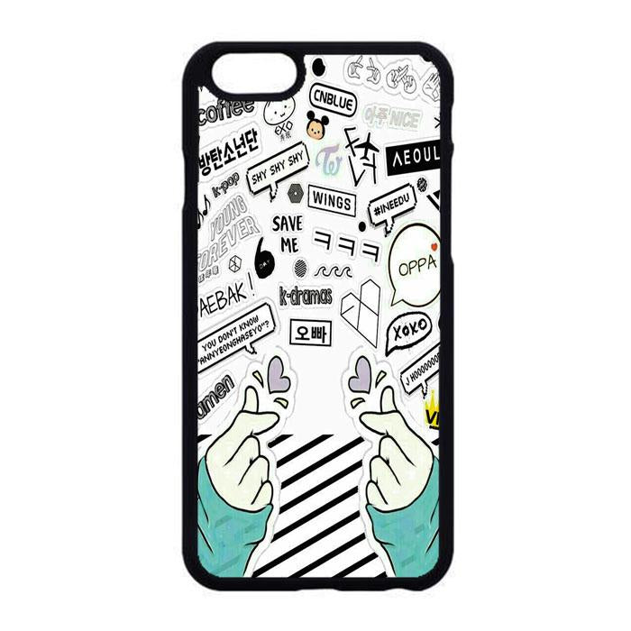 Bangtan Boys iPhone 6|6S coque,Bangtan Boys iPhone 6 6S coque,Bangtan Boys iPhone 6|6S coque