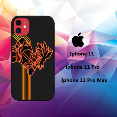 coque iphone 11 pro max case J3137 neon wallpaper 50uI9