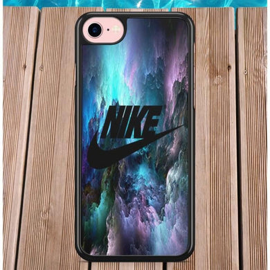 Coque iPhone 7 PLUS Nike Motif Roses Blanches Swag Etui Housse Bumper Neuf sous Blister