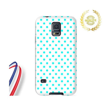 Coque point pour Galaxy S5