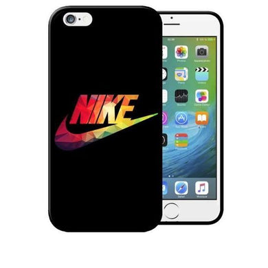 Coque Galaxy S7 EDGE Nike Just Do it Logo Simple Noir et Blanc Etui Housse Bumper Protection Neuf sous Blister