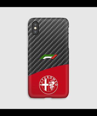 coque alfa romeo iphone xs
