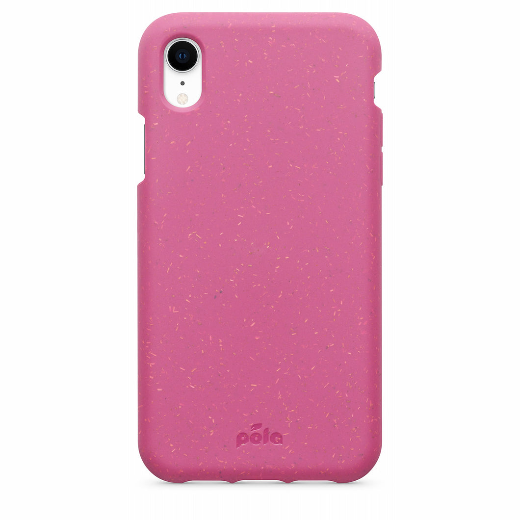 coque apple iphone xr rose