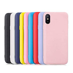 coque couleur iphone xr