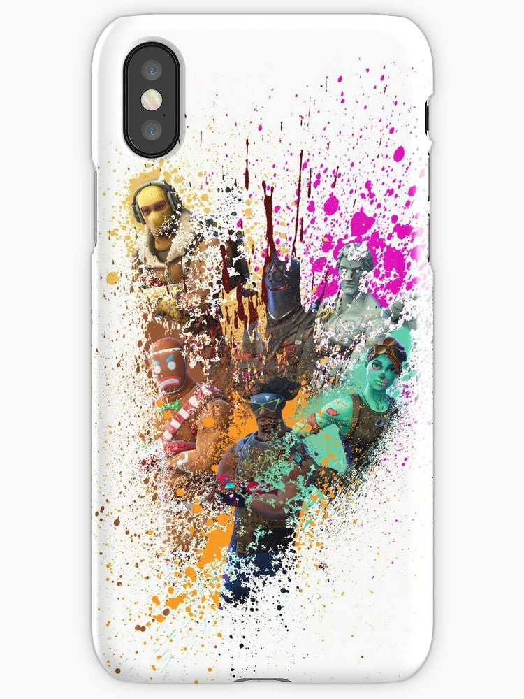 coque fornite iphone 5