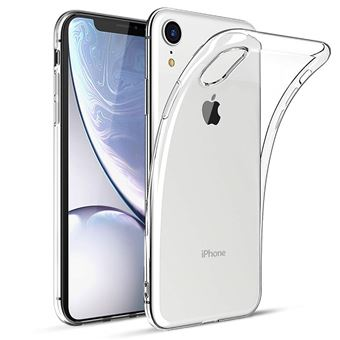 coque gel transparente iphone xr