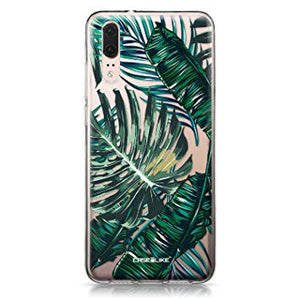 coque huawei p20 tropical