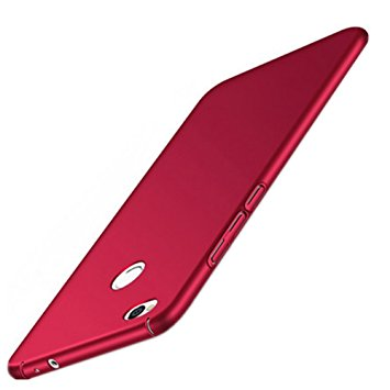 coque huawei p8 lite 2017 couleur rouge