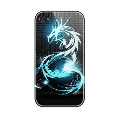 coque iphone 4 dragon