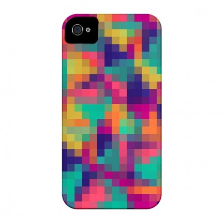 coque iphone 4 pixel