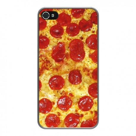 coque iphone 4 pizza