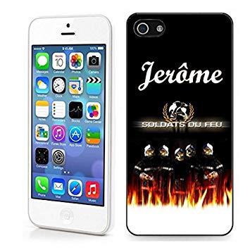 coque iphone 4 pompier
