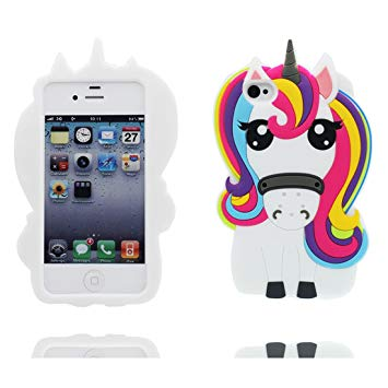 coque iphone 4 s licorne