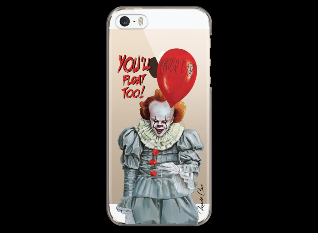 coque iphone 5 clown