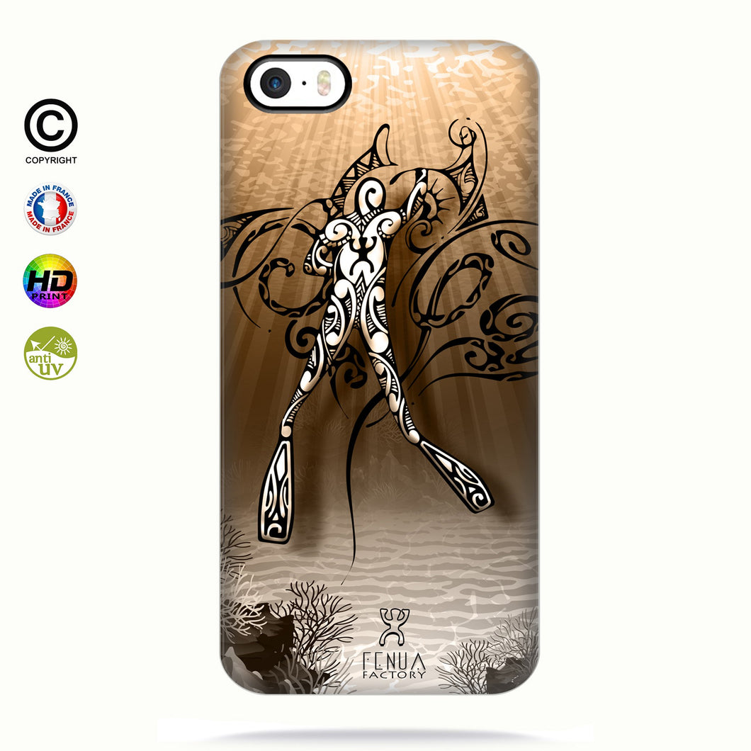 coque iphone 5 diving