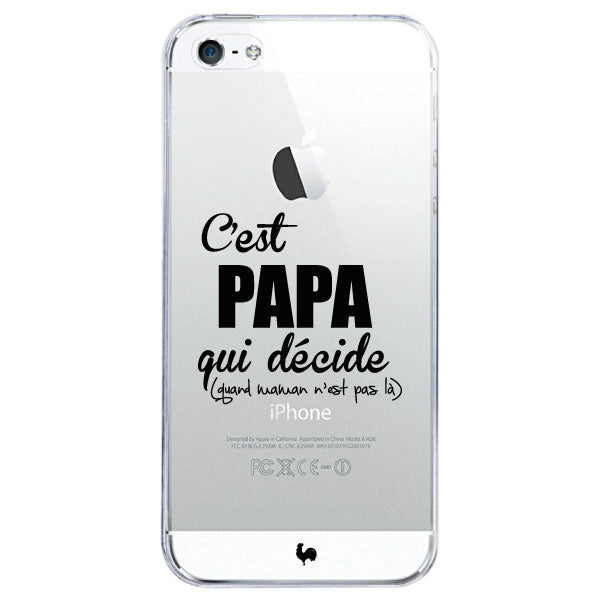 coque iphone 5 en forme