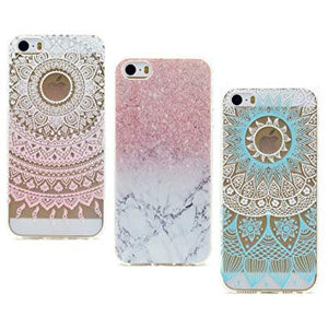 coque iphone 5 lot de 3