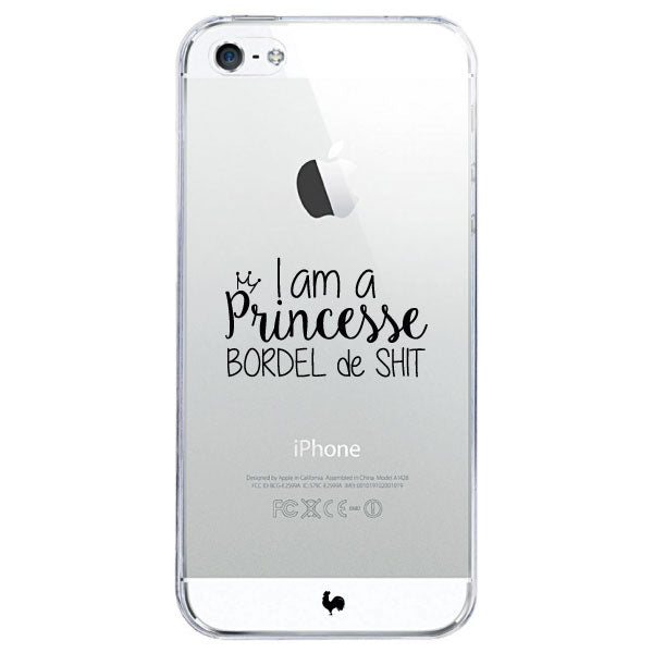 coque iphone 5 princesse