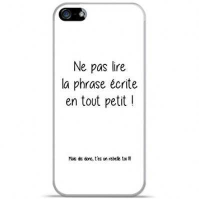 coque iphone 5 rigolote