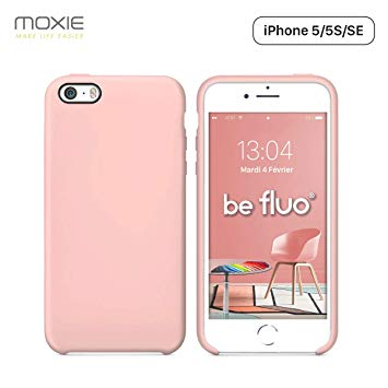 coque iphone 5 silicone fine