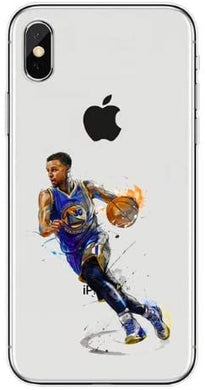 coque iphone 8 nba warriors
