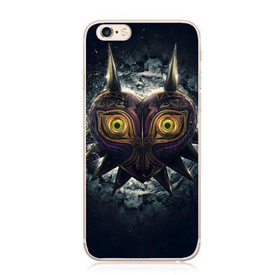 coque iphone 8 the legend of zelda majora's mask
