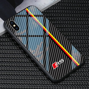 coque iphone xr audi rs6